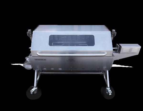 Mini Spit Roast Oven - Glass Lid