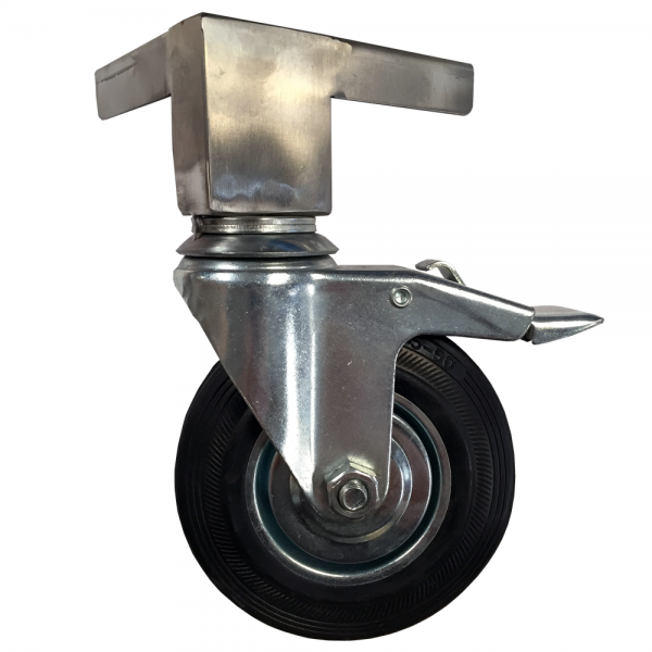 Caster Wheel - Left