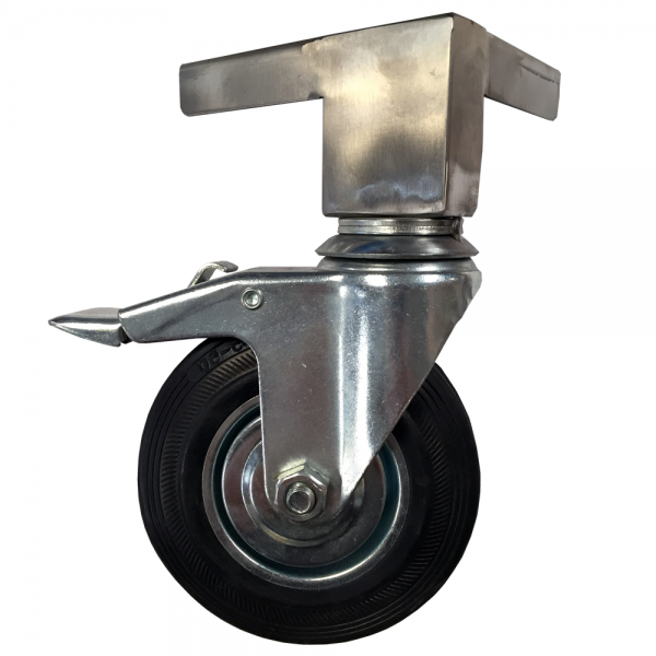Caster Wheel - Right
