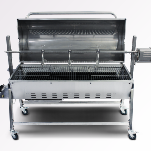 Gas & Charcoal Combi Oven