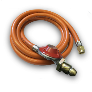 Gas Hose & Regulator